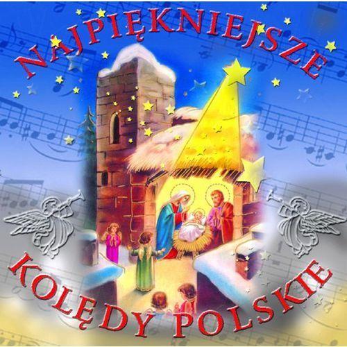 Mtj Najpiękniejsze kolędy polskie. cd audio (5906409100462)