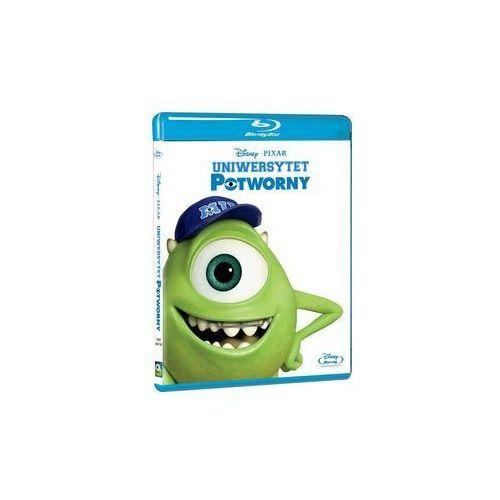 Uniwersytet potworny [Blu-ray] (7321917501415)