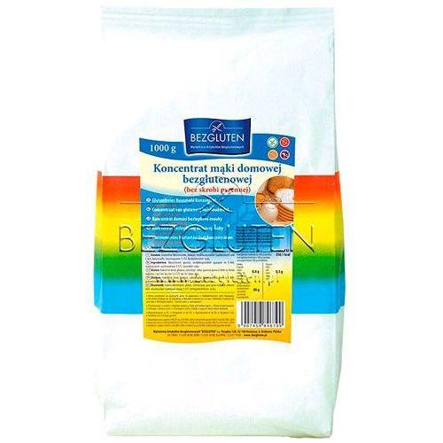 Koncentrat mąki domowej (bez skrobi pszennej) 1000g marki Bezgluten