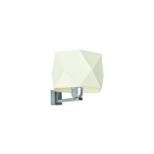 Lampex Kinkiet twister 507/k sat - - sprawdź kupon rabatowy w koszyku (5902622111124)