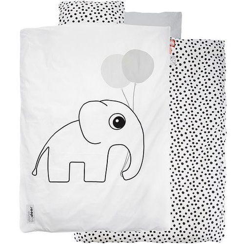 Pościel dla dziecka Dots 100 x 135 cm biała, 20688