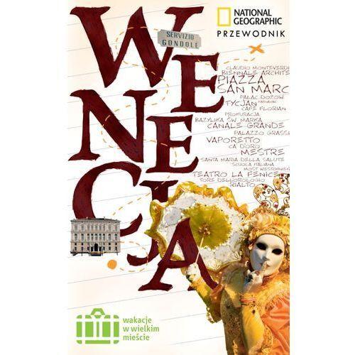 Wakacje W Wielkim Mieście: Wenecja, oprawa miękka