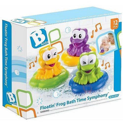 muzyczne żabki marki B-kids