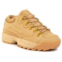 Sneakersy FILA - Disruptor Hiker Low 1010708.EDU Chipmunk, kolor brązowy