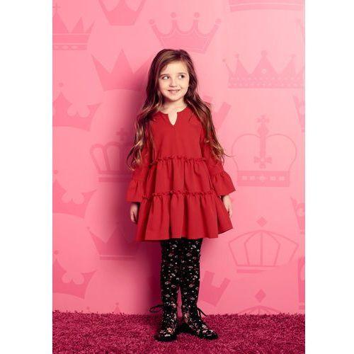 Sukienka abigail mini w kolorze czerwonym marki Sugarfree