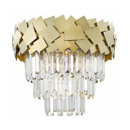 C0506-06a-b5e3 quasar lampa sufitowa złota/gold, c0506-06a-b5e3 marki Zuma line