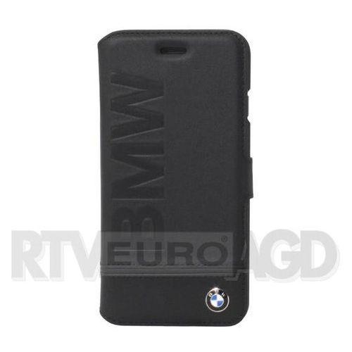 BMW Book BMFLBKP6LLSB iPhone 6/6S czarny DARMOWA DOSTAWA DO 400 SALONÓW !!, kup u jednego z partnerów