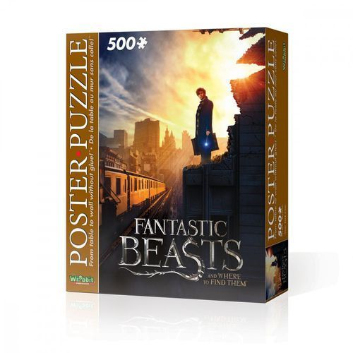 Wrebbit Poster Puzzle Fantastic Beasts and where to find them