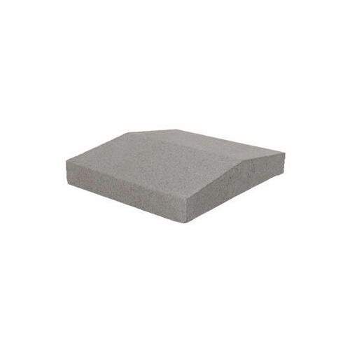 Przykrycie murka 24 x 28 x 6 cm betonowe GORC JONIEC