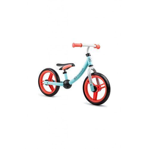 Rowerek biegowy 2way next mint 5y34c6 marki Kinderkraft