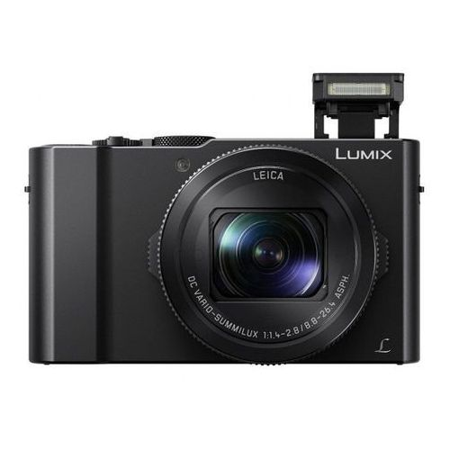 Panasonic Lumix DMC-LX15. Najniższe ceny, najlepsze promocje w sklepach, opinie.