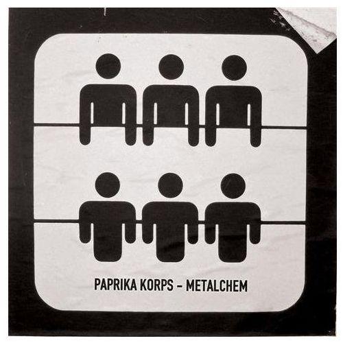 Fonografika Paprika korps - metalchem