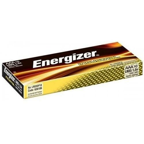 Bateria Energizer Industrial LR03 / AAA - 10pak, 7638900361063