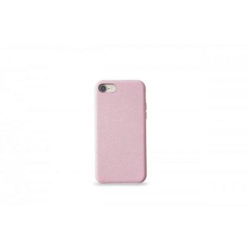 Kmp leather case do iphone 7/8 skórzane różowe (4057652001974)