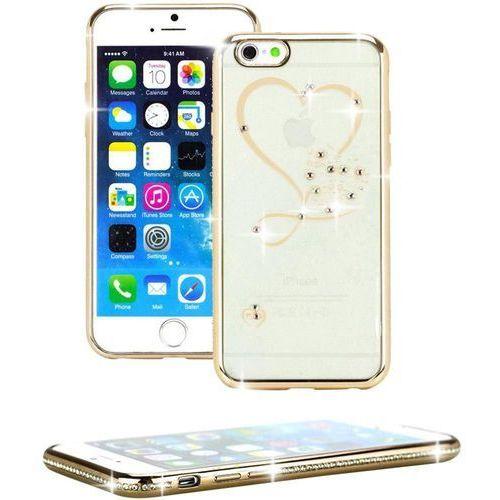Pokrowiec na tył iPhone Perlecom 4260481641772, Herz, Pasuje do modelu telefonu: Apple iPhone 6, Apple iPhone 6S