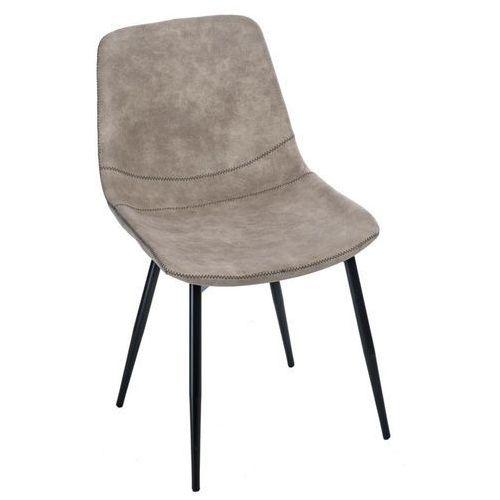 Krzesło Vigo - beżowy, kolor beżowy