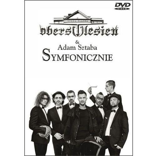 Symfonicznie (DVD) - Oberschlesien (Płyta CD)