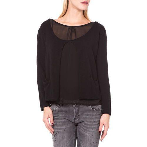Fracomina T-shirt Czarny XS - sprawdź w wybranym sklepie