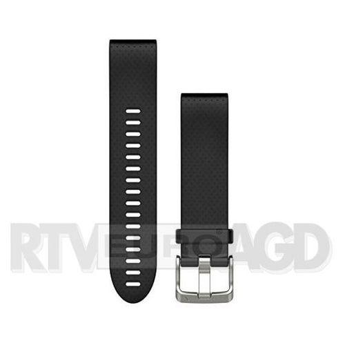 Pasek do zegarka sportowego fenix 5s rozmiar normalny czarny 010-12491-12 marki Garmin