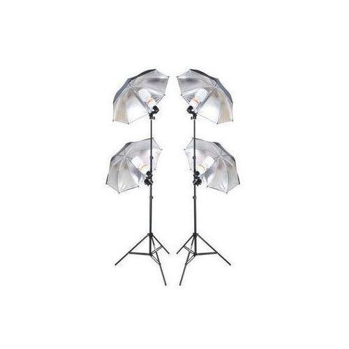 Funsports zestaw Powerlux Sunlight DH-2500 + 4x świetlówka 125W 3000K