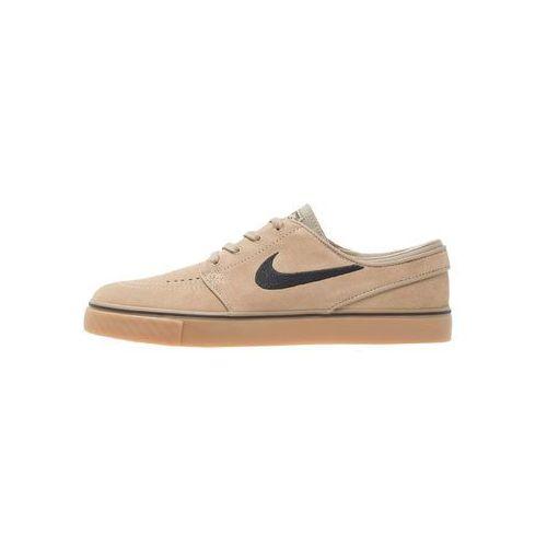 Nike SB ZOOM STEFAN JANOSKI Tenisówki i Trampki khaki/black/light brown