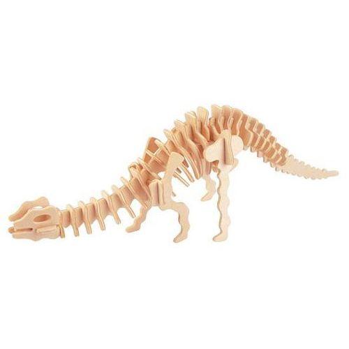 Łamigłówka drewniana Gepetto - Apatozaur (Apatosaurus)