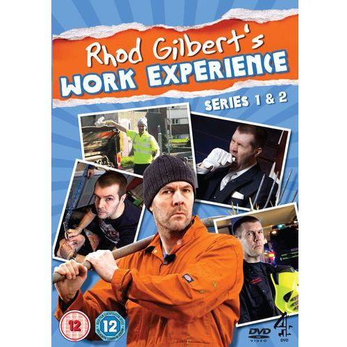 Rhod Gilbert's Work Experience (Series 1 and 2) (6867441043393)