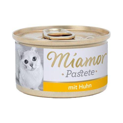 Miamor  katzenzarte fleischpastete - pasztet mięsny smak: kura 24x85g