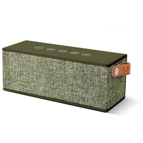 Głośnik Bluetooth FRESH N REBEL Rockbox Brick Fabriq Edition Army, 1RB3000AR