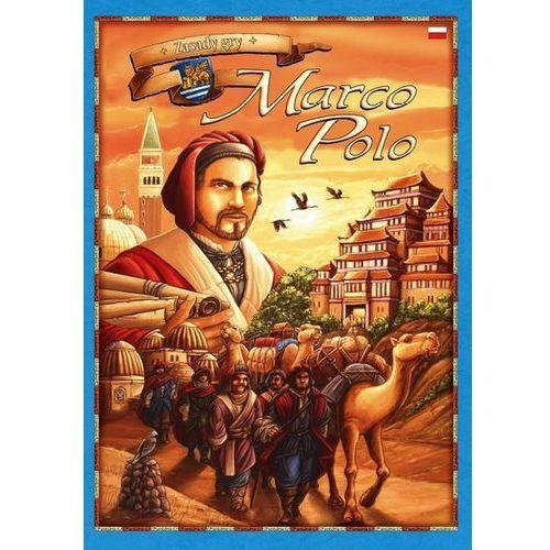 Marco Polo Planszowa gra strategiczna (8590228024008)