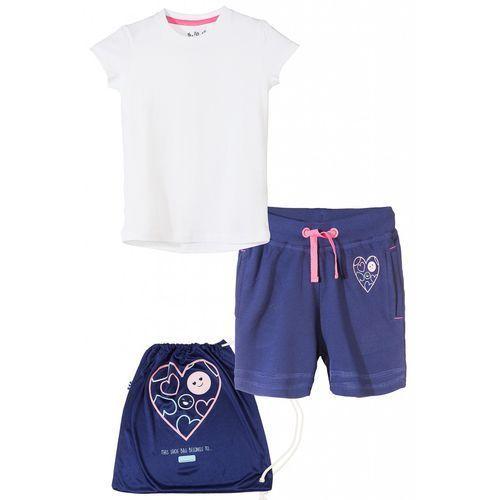 5.10.15. Komplet sportowy t-shirt+spodenki 3p3503