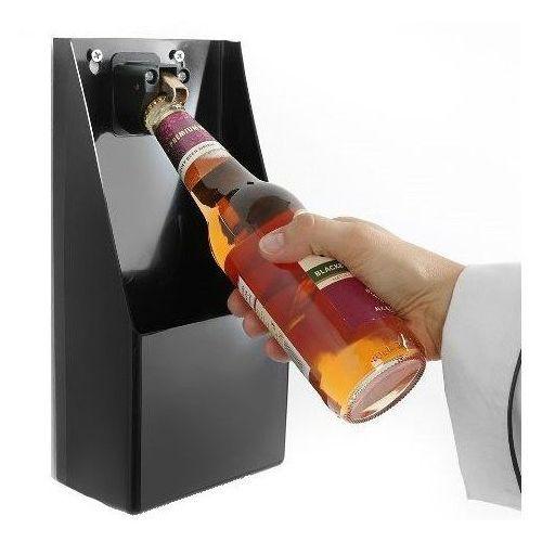 Otwieracz do butelek | pojemnik na kapsle | marki Hendi