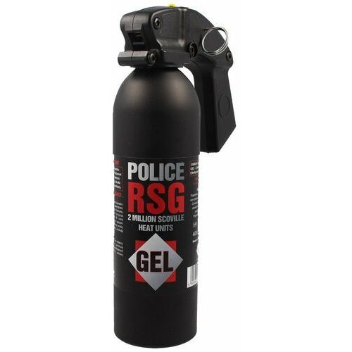 Gaz pieprzowy sharg police rsg gel 400ml hjf (12400-h) marki Sharg products group