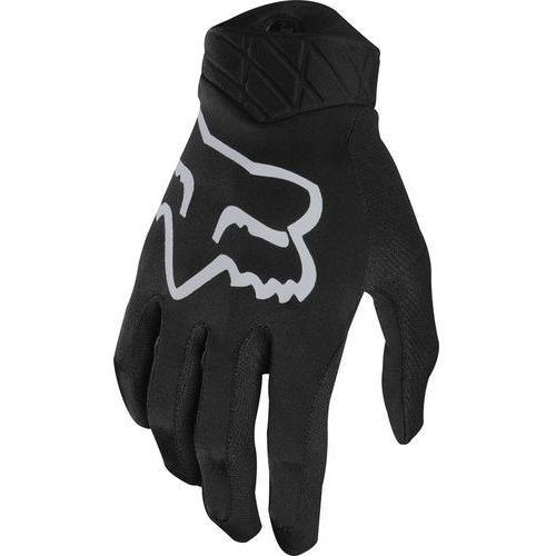 Fox Flexair Rękawiczki Mężczyźni, black S 2019 Rękawiczki MTB