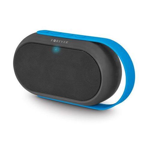Głośnik  głośnik bluetooth bs-410 forever czarno-niebieski - gsm021973 darmowy odbiór w 20 miastach! marki Forever