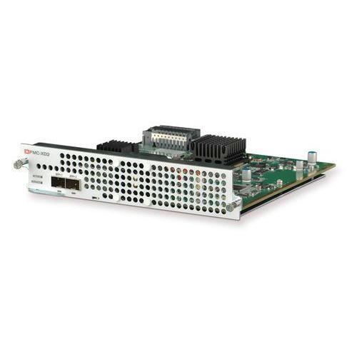 FMC-XD2 Firewall module, 2 10-Gig SFP+ ports, includes 2 SR SFP+ transceivers (FMC-XD2)