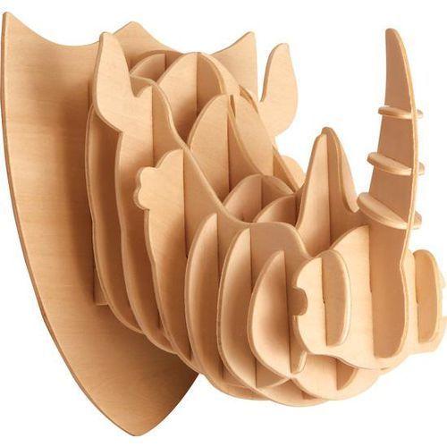 Łamigłówka drewniana Gepetto - Głowa nosorożca (Rinoceros head), AU_ 5425004731760