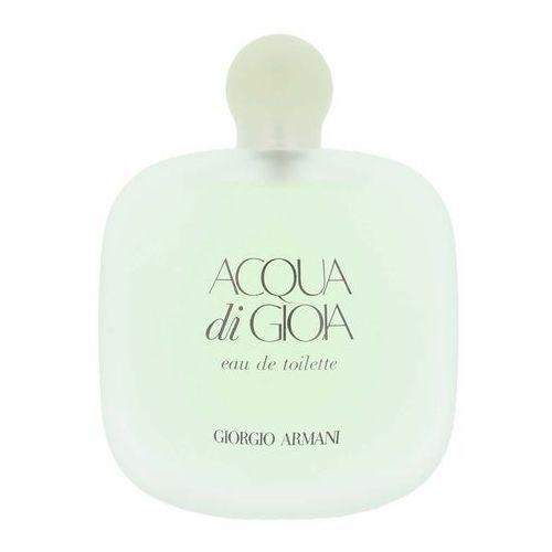Acqua Di Gioia 100ml marki Giorgio Armani z kategorii: wody toaletowe dla kobiet
