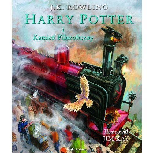 Harry Potter i kamień filozoficzny-ilustrowany - Wysyłka od 3,99 - porównuj ceny z wysyłką (2015)