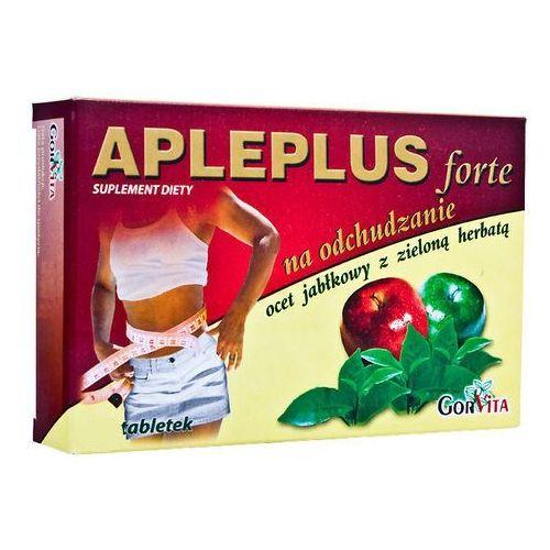 Gorvita Apleplus forte ocet jabłkowy z zieloną herbatą x 30 kapsułek