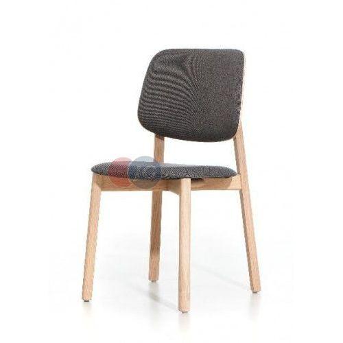 Krzesło bez podłokietnika Emalia Paged A-LOREMe