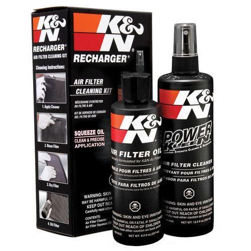 K&N Zestaw do czyszczenia filtrów powietrza K&N
