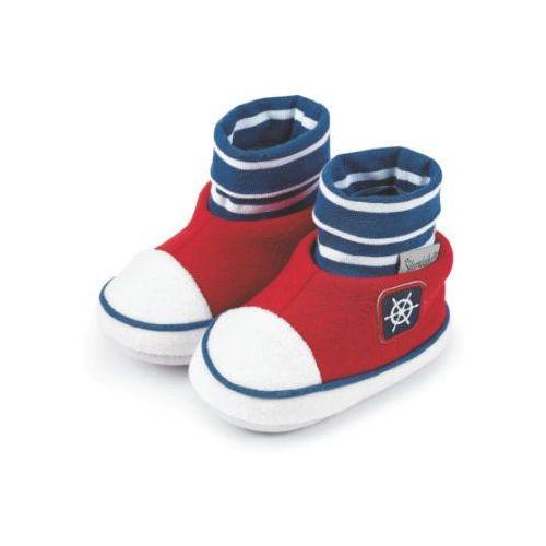 Sterntaler buciki niemowlęce erwin kolor niebieski (4055579559110)