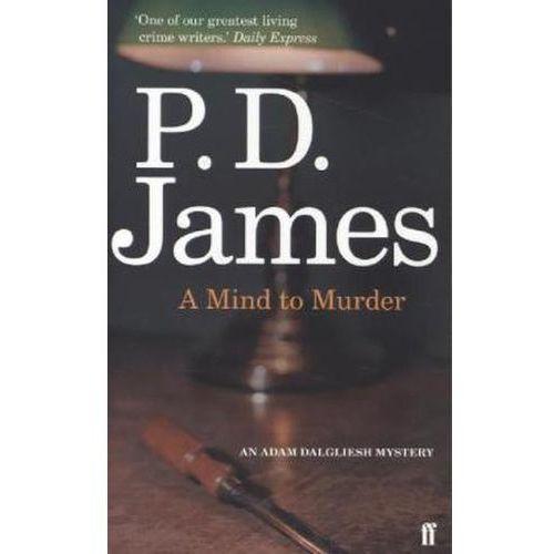A Mind to Murder. Eine Seele von Mörder, engl. Ausgabe