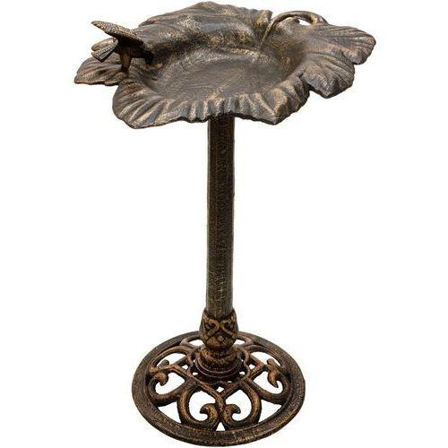 Poidło dla ptaków super ozdoba na ogród taras marki Mks