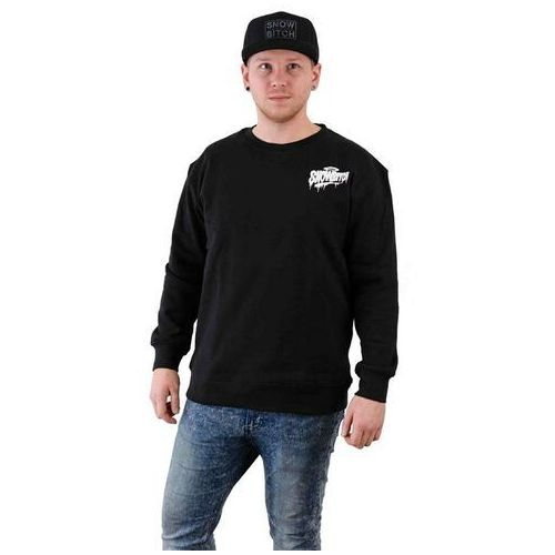 Bluza - tag holy crew black (black) rozmiar: xl marki Snowbitch
