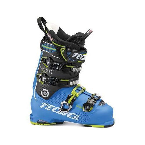 Buty narciarskie Mach1 120 MV + BD Quick Foam Niebieski/Czarny 22