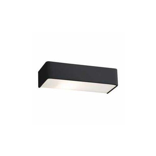 Kinkiet Argon Rodan 3075 lampa oprawa ścienna 1X60W E27 czarny, 3075