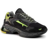 Premiata Sneakersy - sharky 0014 black/green
