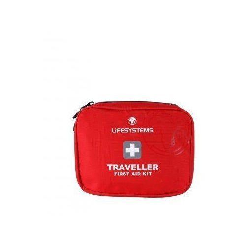 Lifesystems lifesystems apteczka turystyczna traveller first aid kit (5031863010603)